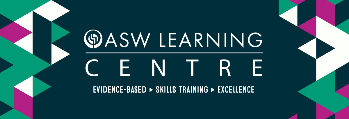 OASW Learning Centre Free Professional Development and Educational Opportunities for College Members